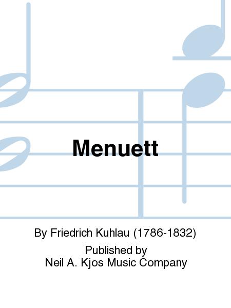 Menuett