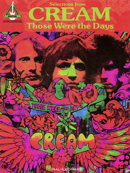 Selections From Cream - Those Were the Days