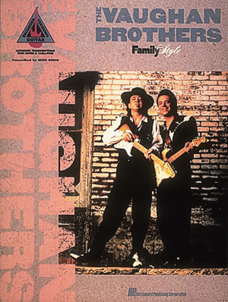 The Vaughan Brothers - Family Style