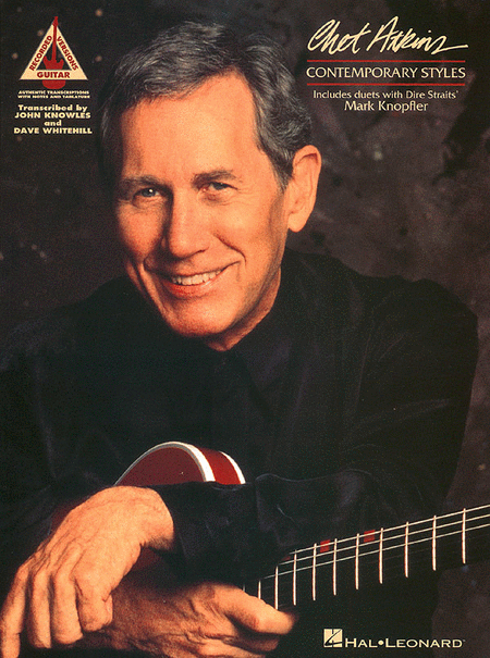 Chet Atkins - Contemporary Styles