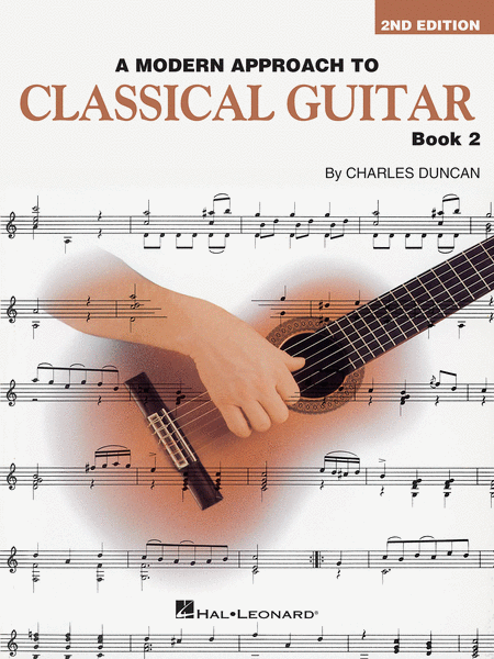 A Modern Approach To Classical Guitar - Book 2
