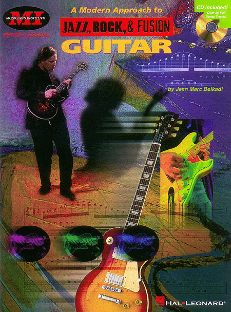A Modern Approach To Jazz, Rock & Fusion Guitar Sheet ...