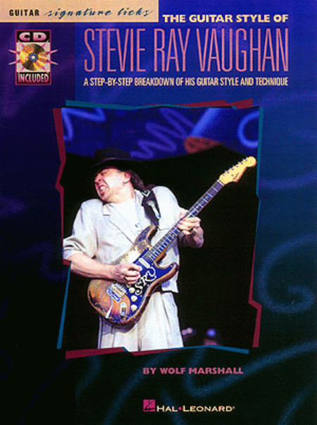 The Guitar Style of Stevie Ray Vaughan