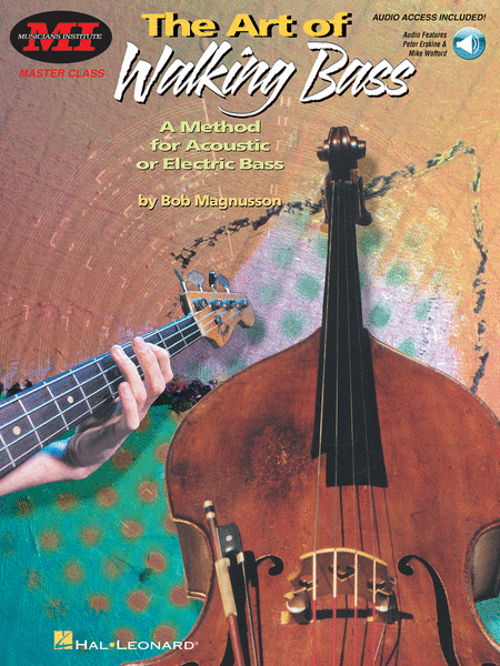 The Art Of Walking Bass - Book/CD