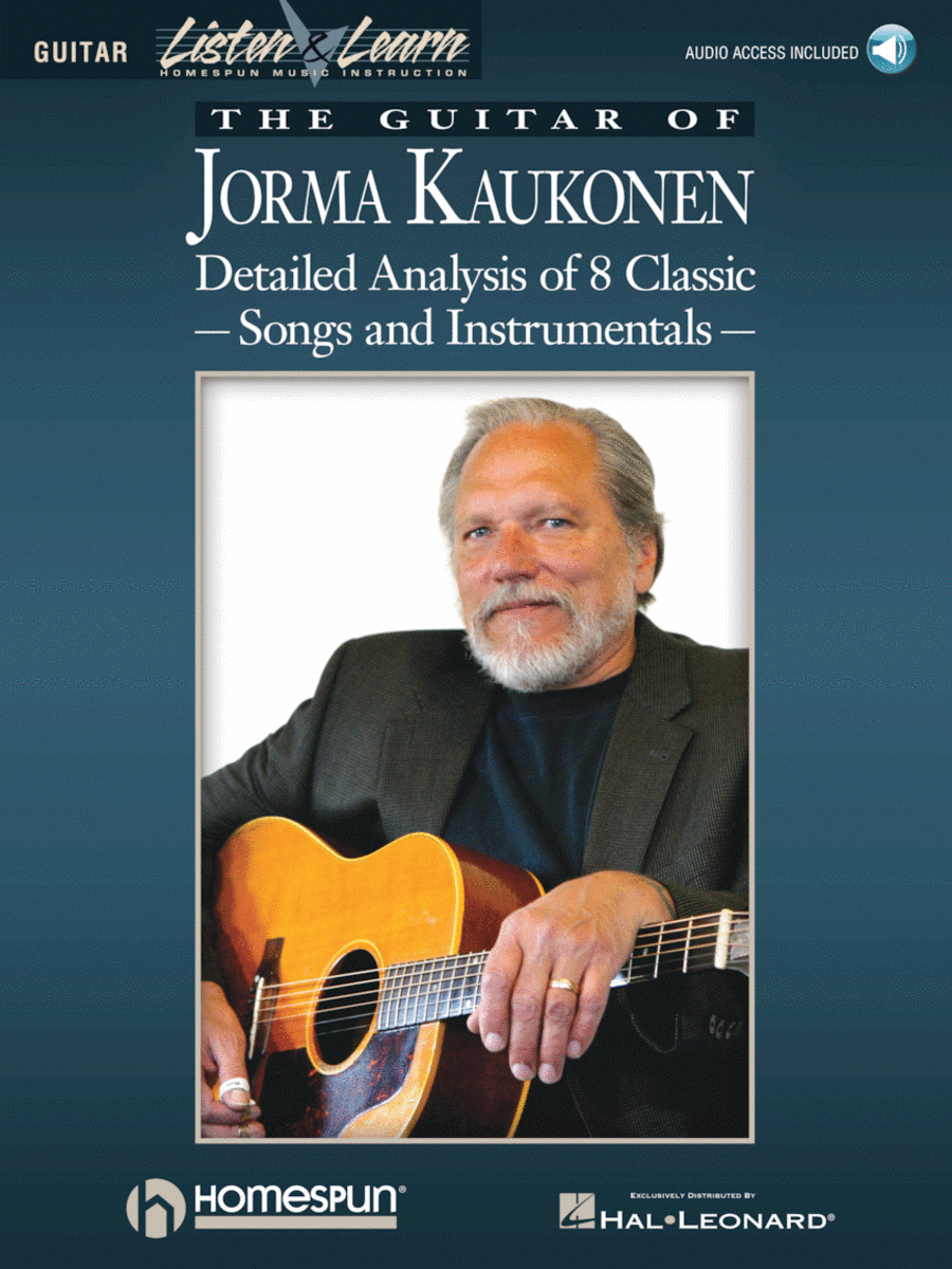The Guitar of Jorma Kaukonen