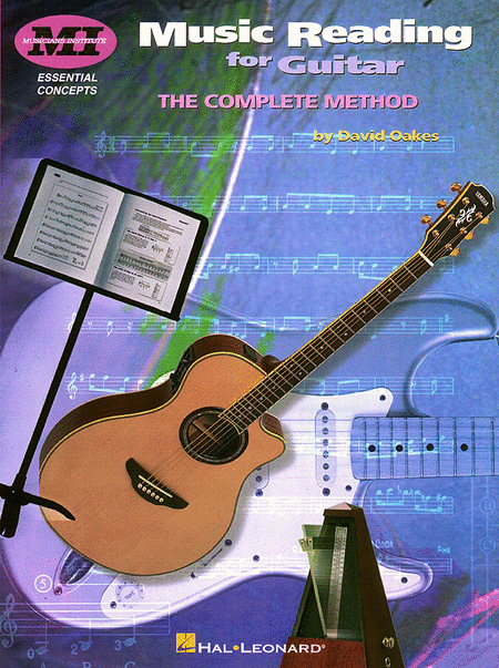 Music Reading For Guitar
