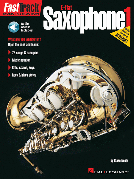 FastTrack Alto Saxophone Method - Book 1