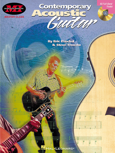 Contemporary Acoustic Guitar - Book/CD