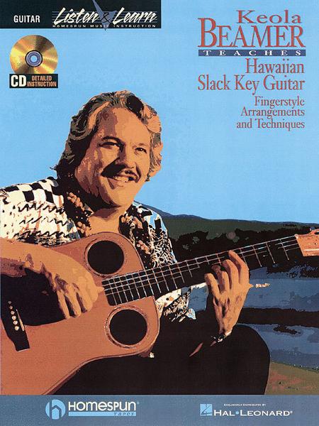 Keola Beamer Teaches Hawaiian Slack Key Guitar