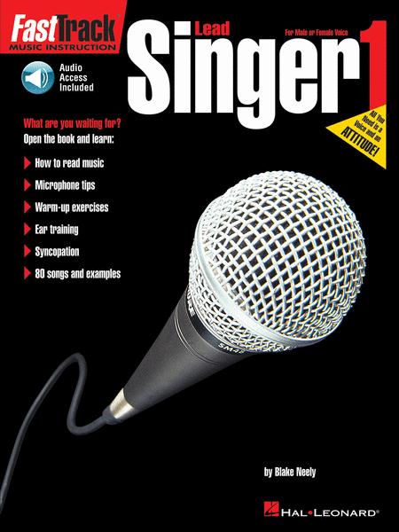 FastTrack Lead Singer Method - Book 1