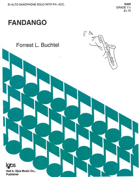 Fandango - Alto Sax/Piano