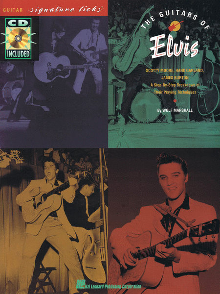 The Guitars of Elvis