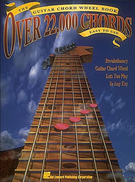 The Guitar Chord Wheel Book
