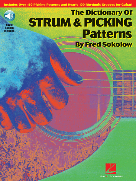 The Dictionary Of Strum & Picking Patterns - Book/CD