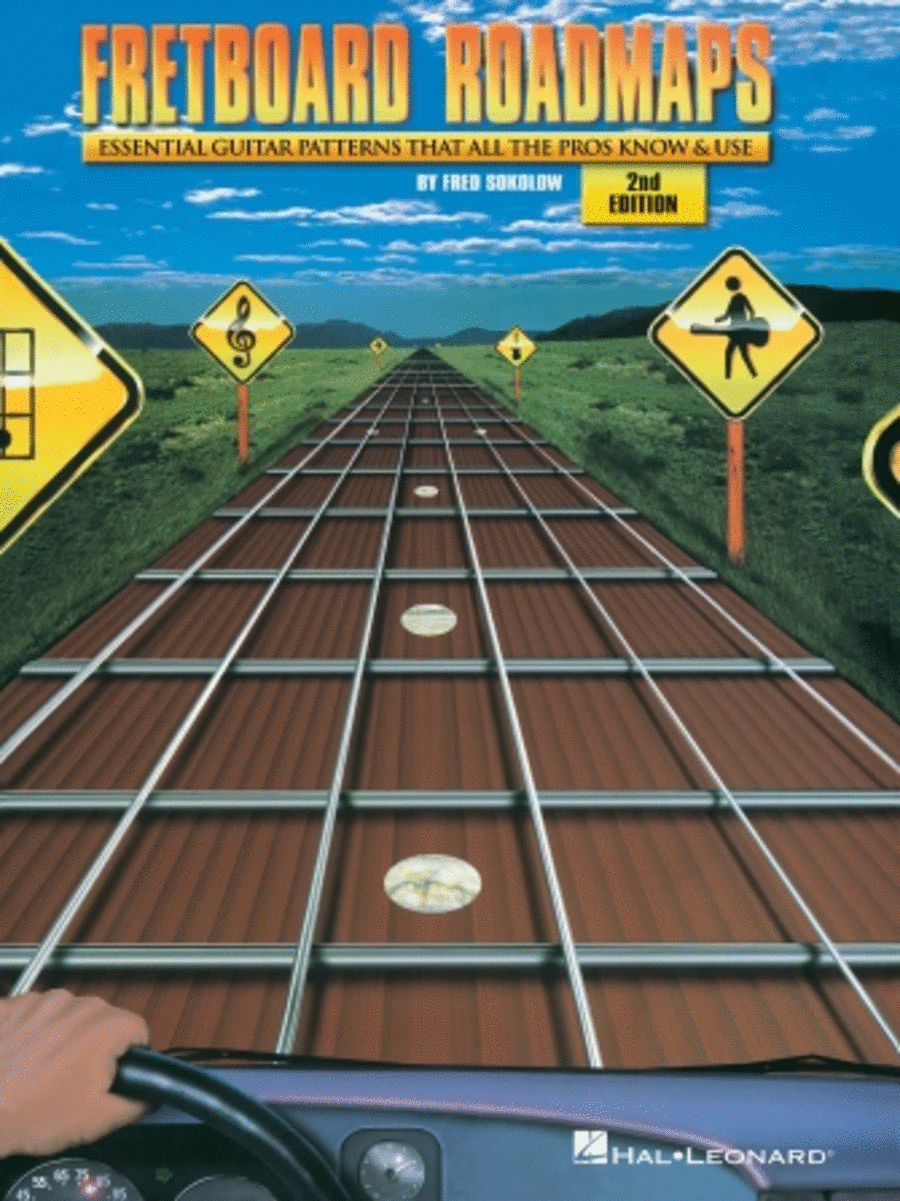 Fretboard Roadmaps - 2nd Edition