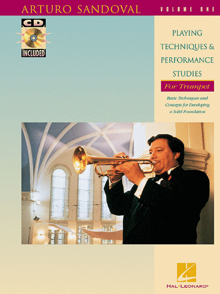 Playing Techniques & Performance Studies For Trumpet - Volume 1