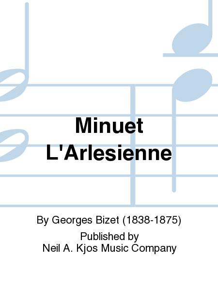Minuet L'Arlesienne
