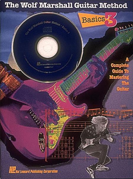 The Wolf Marshall Guitar Method - Basics 3