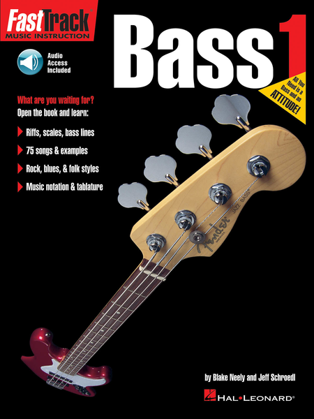 FastTrack Bass Method - Book 1
