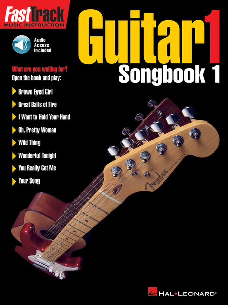 FastTrack Guitar Songbook 1 - Book 1
