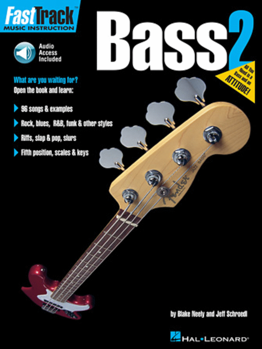 FastTrack Bass Method - Book 2