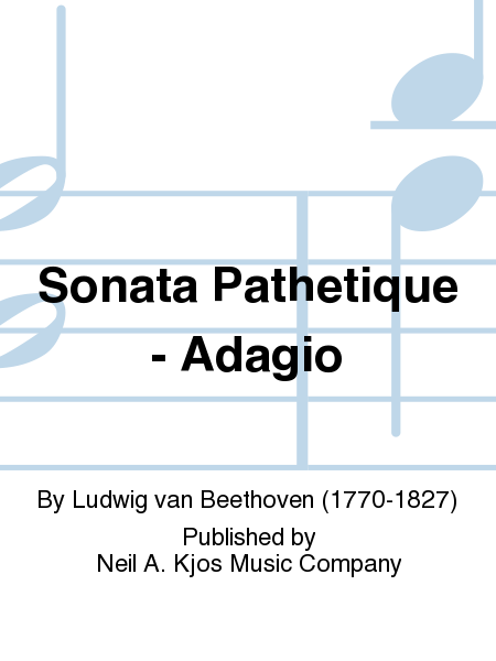 Sonata Pathetique - Adagio