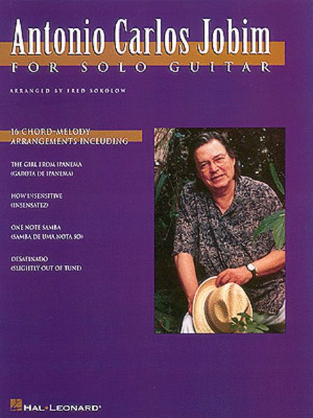 Antonio Carlos Jobim For Guitar
