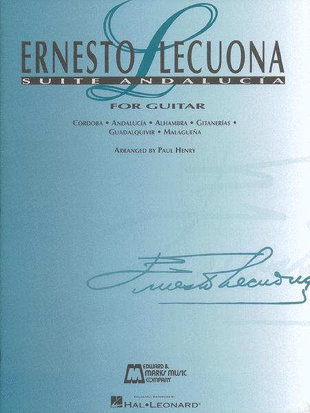 Ernesto Lecuona - Suite Andalucia