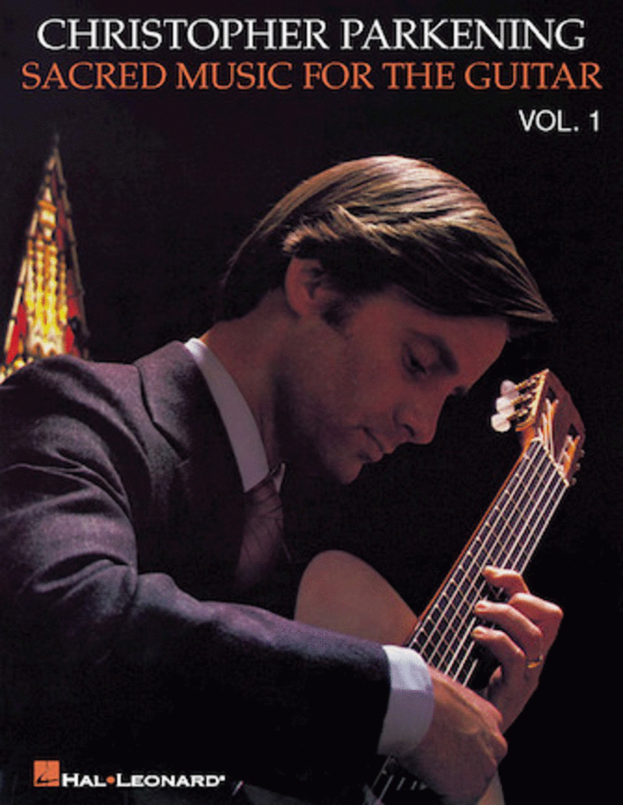 Sacred Music For The Guitar - Volume 1