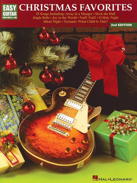 Christmas Favorites - Easy Guitar