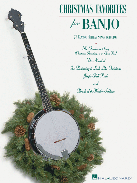 Christmas Favorites for Banjo