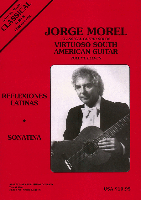 Classical Guitar Solos, Virtuoso South American Guitar - Volume 11
