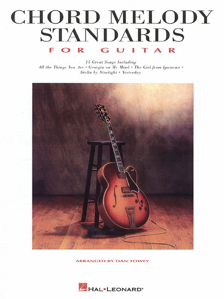 Chord Melody Standards for Guitar