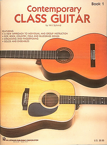 Contemporary Class Guitar