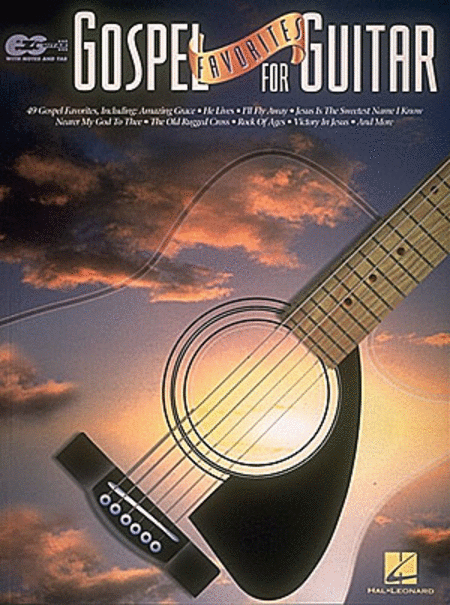 Gospel Favorites For Guitar - Easy Guitar