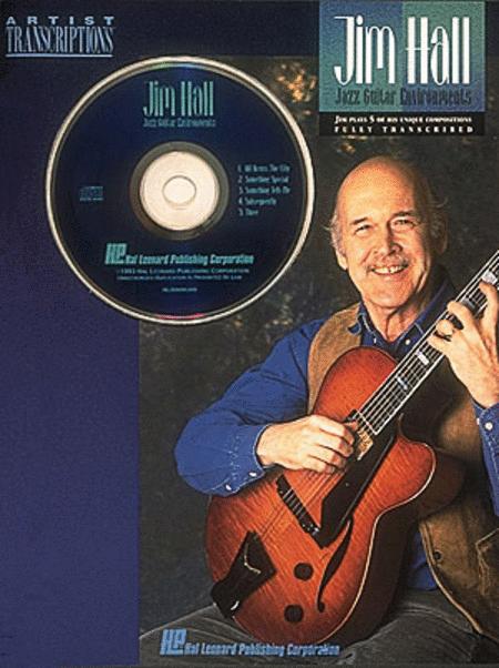 Jim Hall - Jazz Guitar Environments