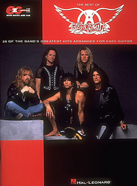 Best Of Aerosmith - Easy Guitar