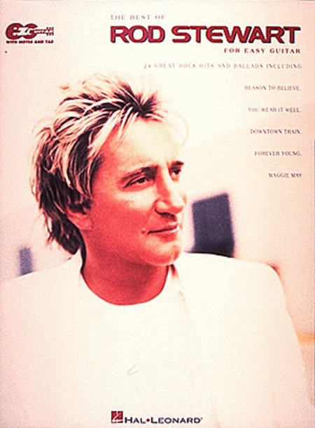 Best Of Rod Stewart For Easy Guitar