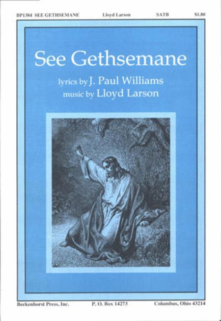 See Gethsemane
