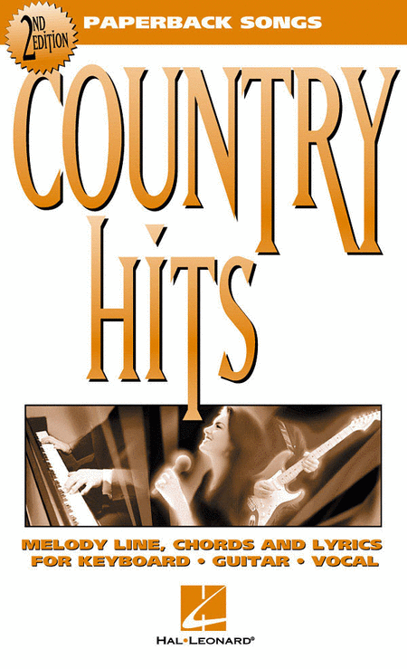 Country Hits - 2nd Edition