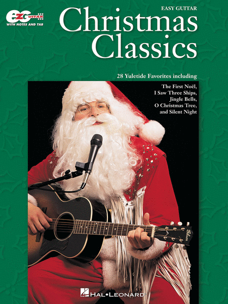 Christmas Classics - Easy Guitar