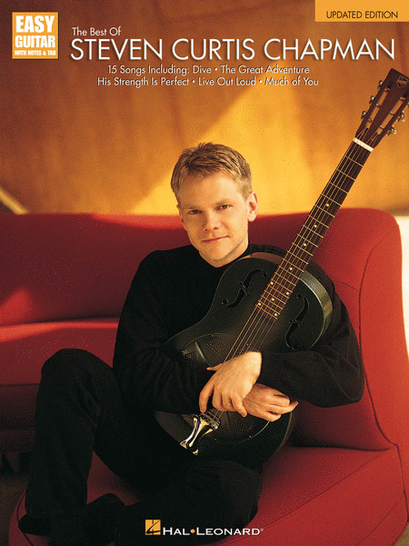 The Best Of Steven Curtis Chapman - Easy Guitar