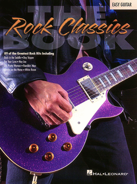 The Rock Classics Book