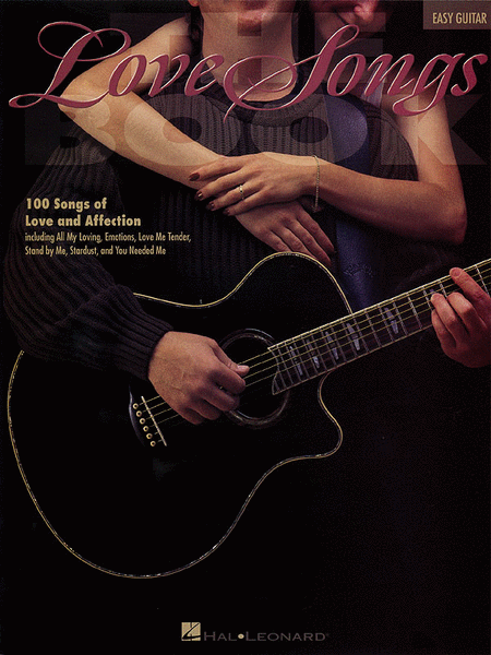 Love Songs Book
