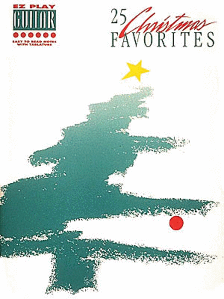 25 Christmas Favorites - Easy Guitar