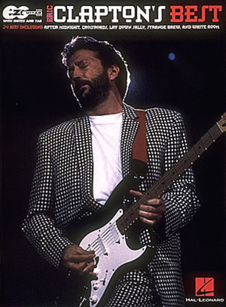 Eric Clapton's Best - Easy Guitar