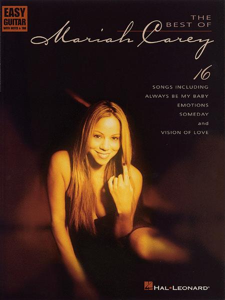 Best Of Mariah Carey - Easy Guitar