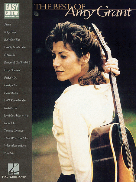 The Best Of Amy Grant - Easy Guitar