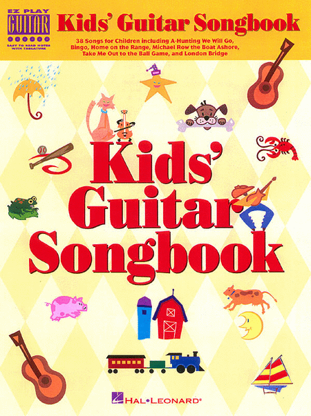 Kids' Guitar Songbook