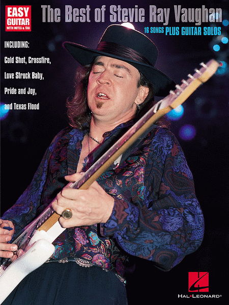 The Best Of Stevie Ray Vaughan - Easy Guitar